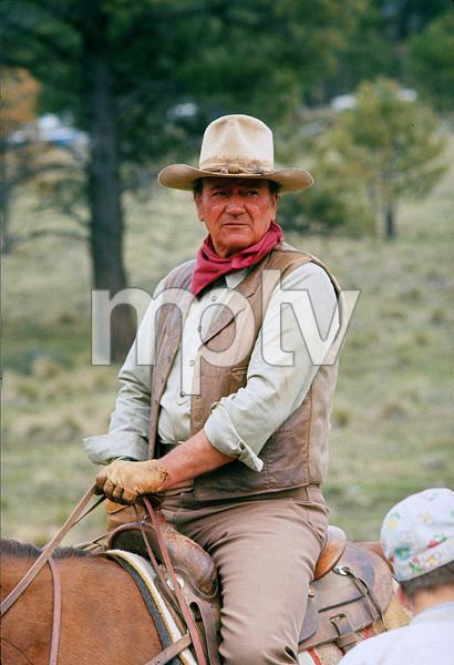 """The Cowboys,"" John WayneWarner Bros. 1971. © 1978 David Sutton - Image 3370_0613"
