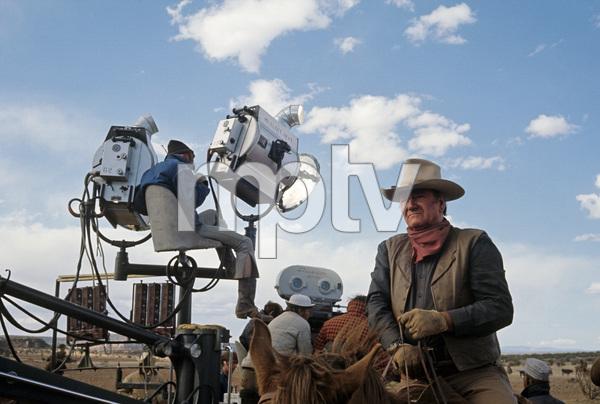 """The Cowboys""John Wayne1971© 1978 David Sutton - Image 3370_0618"