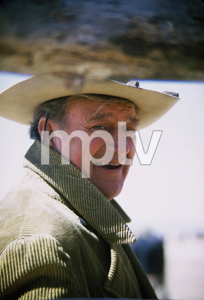 """The Cowboys,"" John WayneWarner Bros. 1971. © 1978 David Sutton - Image 3370_0622"