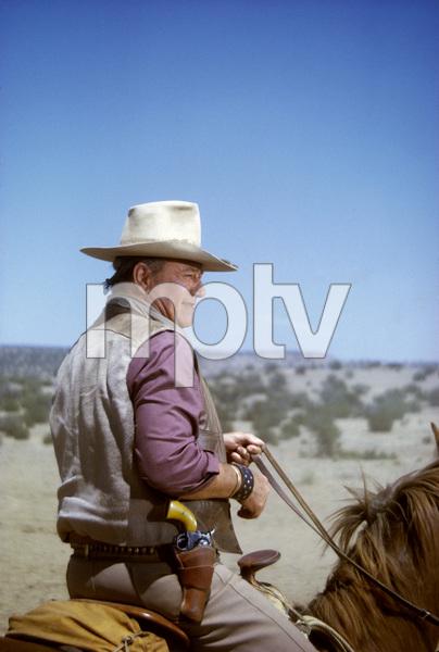 """The Cowboys"" John Wayne 1971 Warner Brothers © 1978 David Sutton - Image 3370_0623"