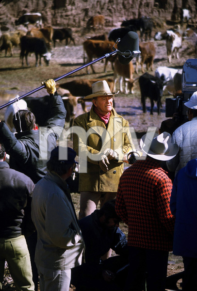 """The Cowboys,"" John WayneWarner Bros. 1971. © 1978 David Sutton - Image 3370_0630"