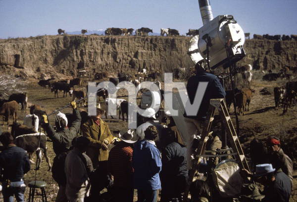 """The Cowboys"" John Wayne1971 © 1978 David Sutton - Image 3370_0633"