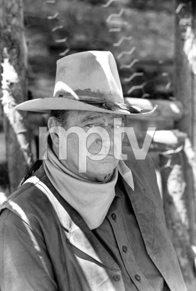 """The Cowboys"" John Wayne 1972 Warner Brothers © 1978 David Sutton - Image 3370_0642"