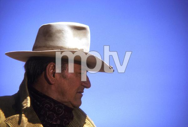 """The Cowboys""John Wayne1972 Warner Brothers © 1978 David Sutton - Image 3370_0660"