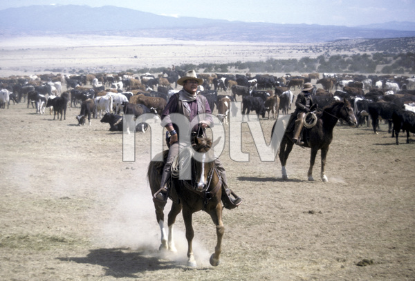 """The Cowboys""John Wayne1972 Warner Brothers © 1978 David Sutton - Image 3370_0663"