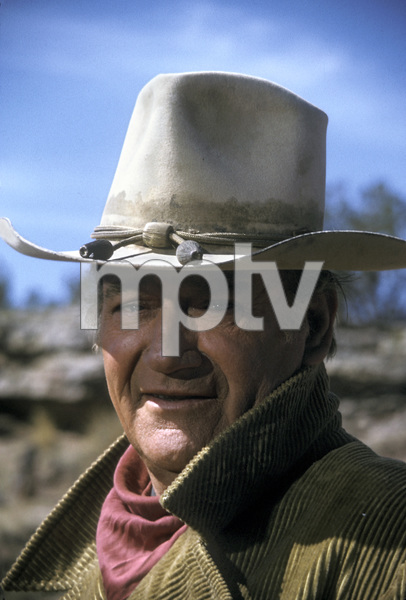 """The Cowboys""John Wayne1972 Warner Brothers © 1978 David Sutton - Image 3370_0664"