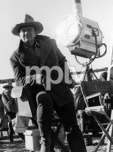 """The Cowboys""John Wayne1971© 1978 David Sutton - Image 3370_0666"