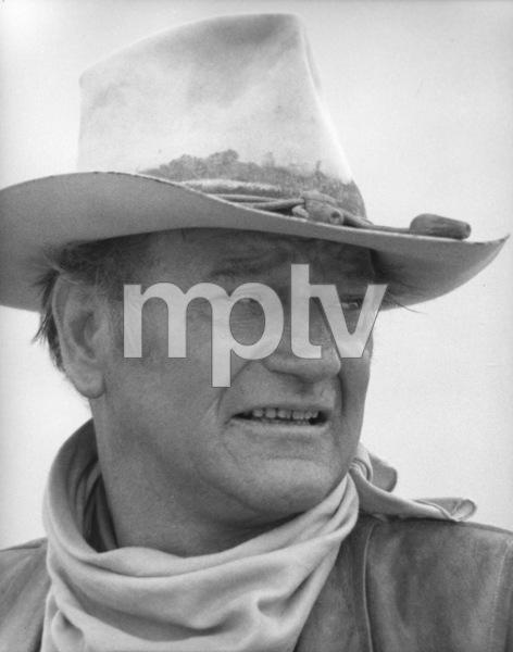 """The Cowboys""John Wayne1972 Warner Brothers © 1978 David Sutton - Image 3370_0667"