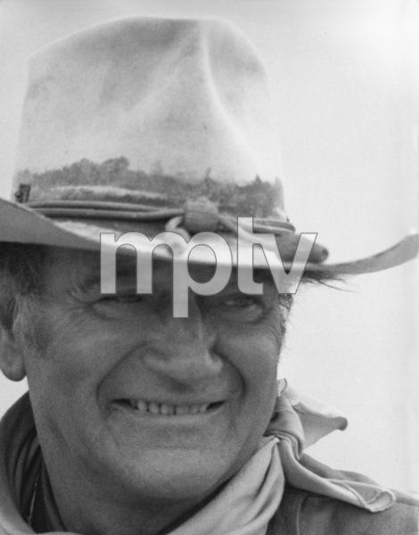 """The Cowboys""John Wayne1972 Warner Brothers © 1978 David Sutton - Image 3370_0668"