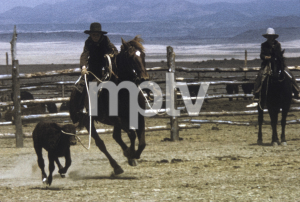 """""""The Cowboys""""1972 Warner Brothers © 1978 David Sutton - Image 3370_0671"""