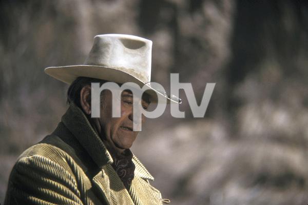 """The Cowboys""John Wayne1972 Warner Brothers © 1978 David Sutton - Image 3370_0681"