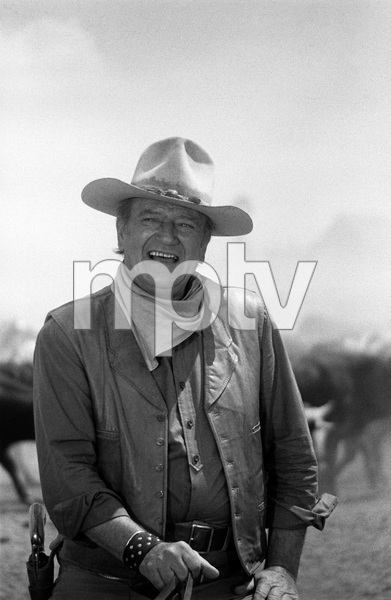 """The Cowboys"" John Wayne 1972 Warner Brothers © 1978 David Sutton - Image 3370_0689"