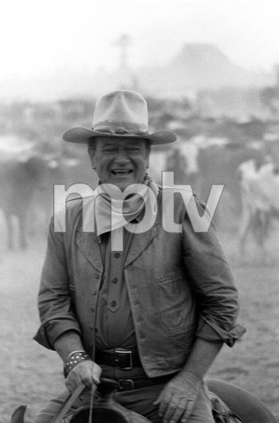 """The Cowboys""John Wayne1972 Warner Brothers © 1978 David Sutton - Image 3370_0690"