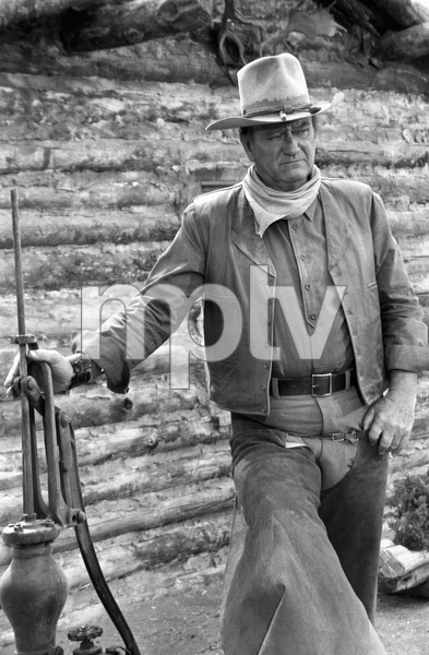 """The Cowboys"" John Wayne 1972 Warner Brothers © 1978 David Sutton - Image 3370_0692"