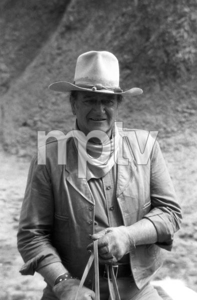 """The Cowboys"" John Wayne 1972 Warner Brothers © 1978 David Sutton - Image 3370_0695"