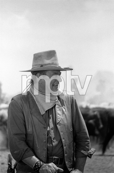 """The Cowboys""John Wayne1972 Warner Brothers © 1978 David Sutton - Image 3370_0700"
