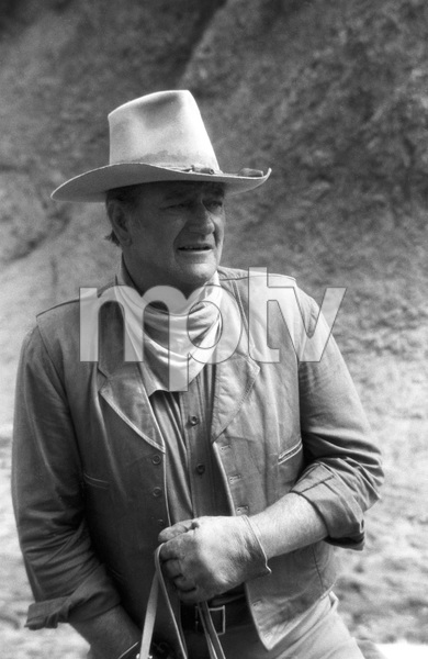 """The Cowboys""John Wayne1972 Warner Brothers © 1978 David Sutton - Image 3370_0701"