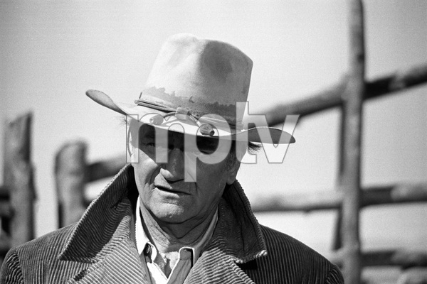 """The Cowboys"" John Wayne 1972 Warner Brothers © 1978 David Sutton - Image 3370_0704"