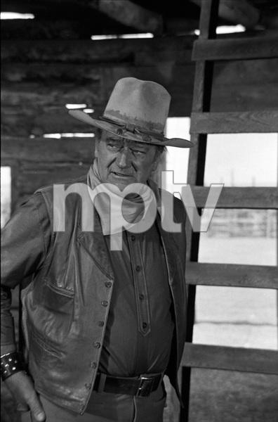 """The Cowboys"" John Wayne 1972 Warner Brothers © 1978 David Sutton - Image 3370_0707"