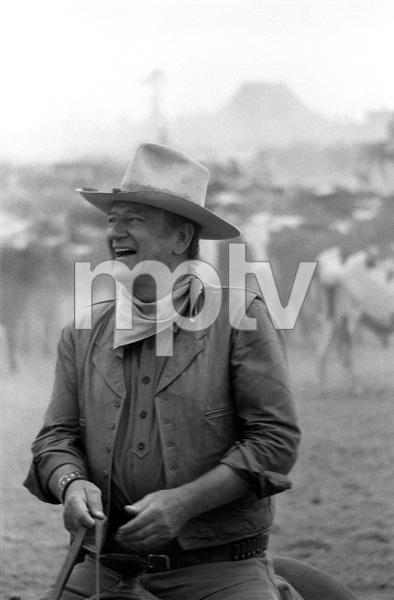 """The Cowboys""John Wayne1972 Warner Brothers © 1978 David Sutton - Image 3370_0708"