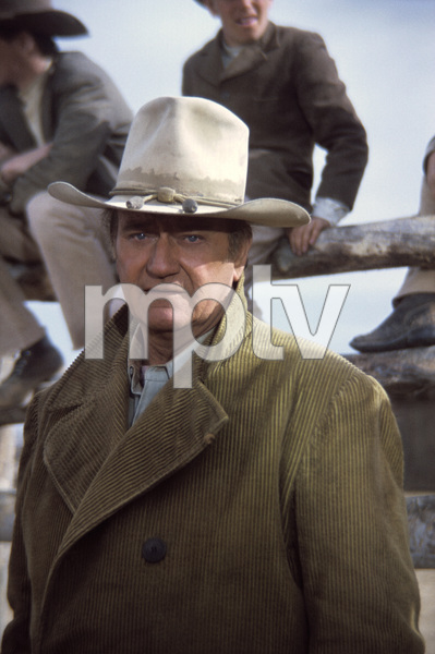 """The Cowboys"" John Wayne 1972 Warner Brothers © 1978 David Sutton - Image 3370_0715"