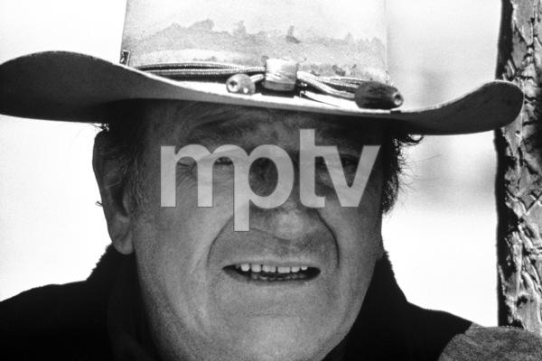 """The Cowboys""John Wayne1972 © 1978 David Sutton - Image 3370_587"