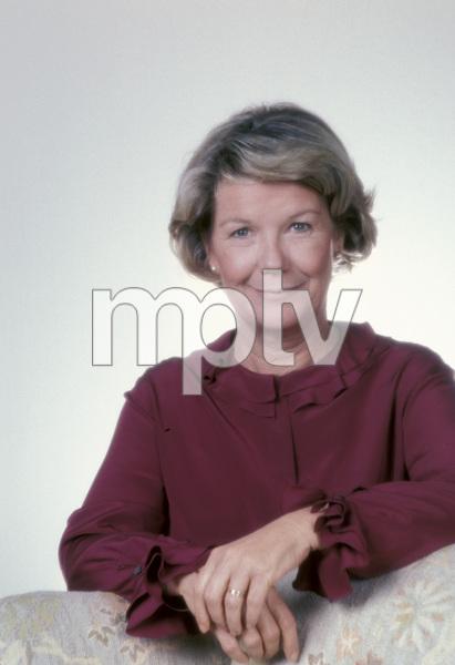 """""""Dallas""""Barbara Bel Geddes1981 © 1981 Gene Trindl - Image 3379_0175"""