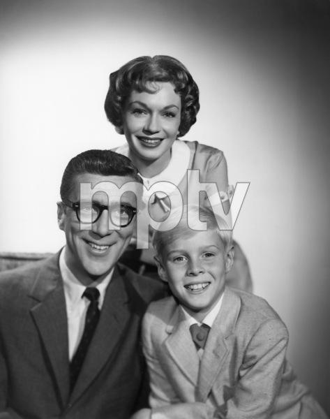 """Dennis the Menace""Herbert Anderson, Gloria Henry, Jay North1960Photo by Gabi Rona - Image 3392_0044"