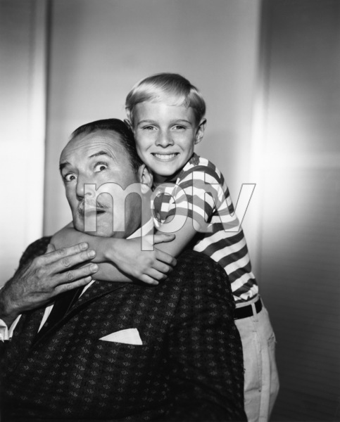 """Dennis the Menace""Gale Gordon, Jay Northcirca 1959Photo by Gabi Rona - Image 3392_0051"