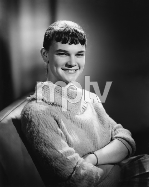 """The Many Loves of Dobie Gillis""Sheila James Kuehl 1960Photo by Gabi Rona - Image 3397_0044"