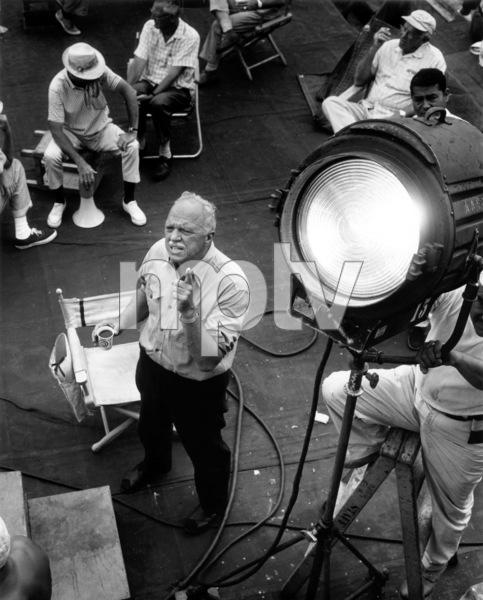 "Josh LoganDirecting ""Ensign Pulver"" 1963Copyright John Swope Trust / MPTV - Image 3415_0110"