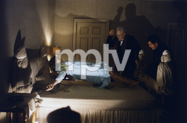 """The Exorcist""Linda Blair, Max von Sydow1973 Warner Brothers** I.V. - Image 3420_0412"