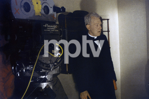 """""""The Exorcist"""" Max von Sydow 1973 Warner Brothers ** I.V. - Image 3420_0422"""