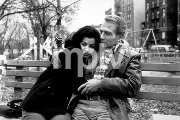 """Fort Apache, The Bronx,""Paul Newman & Rachel Ticotin. © 1980 20th Century Fox - Image 3437_0017"