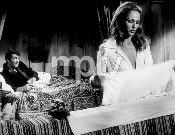"""Four For Texas,""Dean Martin Ursula Andress1963 / Warner © 1978 Al St. Hilaire - Image 3438_0017"
