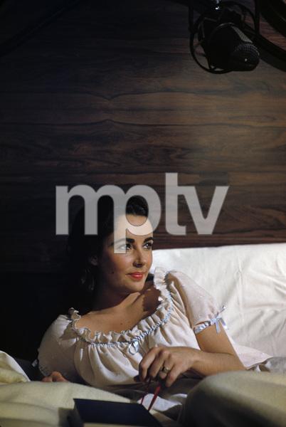 """Giant""Elizabeth Taylor1955© 1978 Sanford Roth / A.M.P.A.S. - Image 3448_0050"