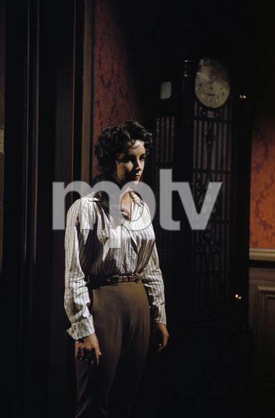 """Giant""Elizabeth Taylor1955© 1978 Sanford Roth / A.M.P.A.S. - Image 3448_0051"
