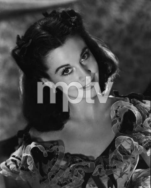 """Gone with the Wind""Vivien Leigh1939 MGMPhoto by Laszlo Willinger** I.V. - Image 3457_0244"