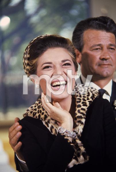 """""""The Graduate""""Anne Bancroft, Murray Hamilton1967© 1978 Bob Willoughby - Image 3461_0304"""