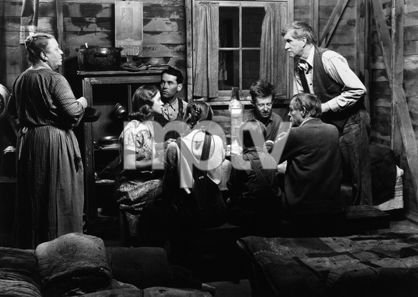 """The Grapes of Wrath""Jane Darwell, Dorris Bowdon, Henry Fonda, Russell Simpson1940 20th Century Fox - Image 3463_0115"