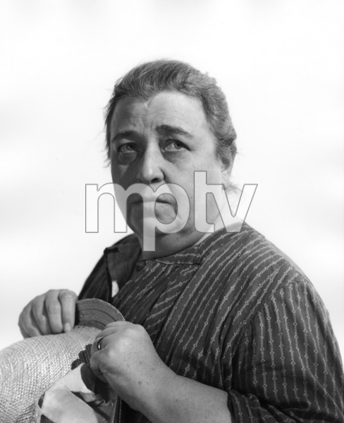 """""""The Grapes of Wrath""""Jane Darwell1940 20th Cent. Fox**I.V. - Image 3463_0142"""