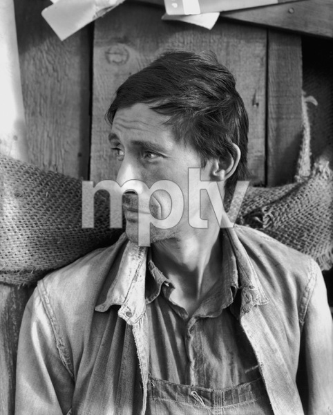 """""""The Grapes of Wrath""""John Carradine1940 20th Century Fox** I.V. - Image 3463_0148"""