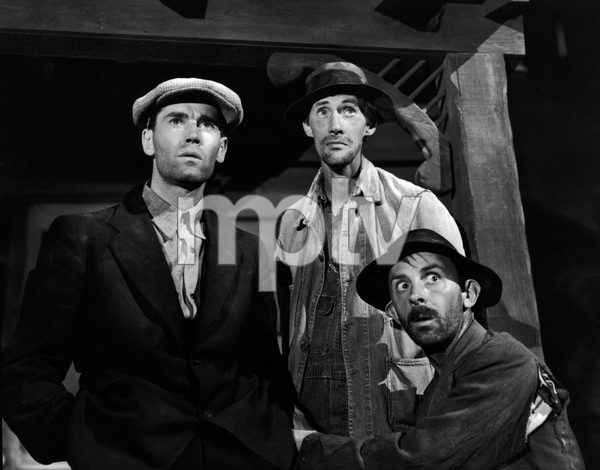 """The Grapes of Wrath""Henry Fonda, John Carradine, John Qualen1940 20th Century Fox - Image 3463_0151"