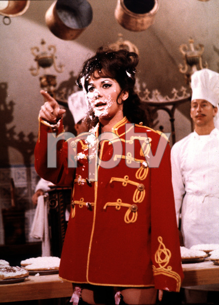 """""""The Great Race,"""" Natalie Wood © 1965 WarnerPhoto by: Mel Traxel - Image 3467_0006"""