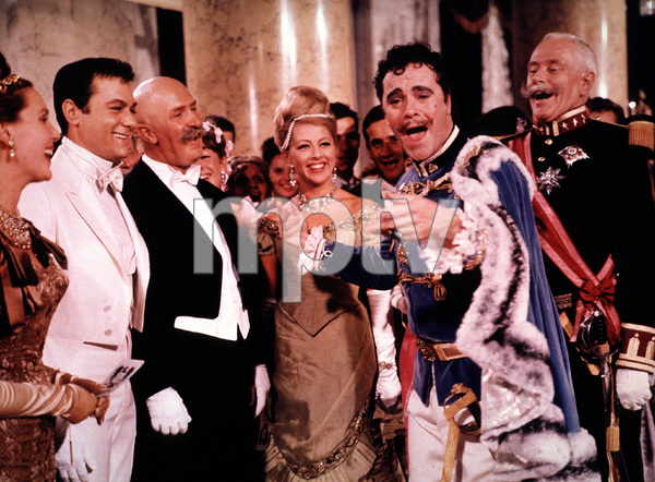 """The Great Race,""Tony Curtis and Jack Lemmon1965 Warner Bros. © 1978 Mel Traxel - Image 3467_0316"