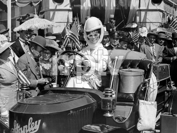 THE GREAT RACE, WARNER BROS 1965,  NATALIE WOOD AND CAST, IV  - Image 3467_0374