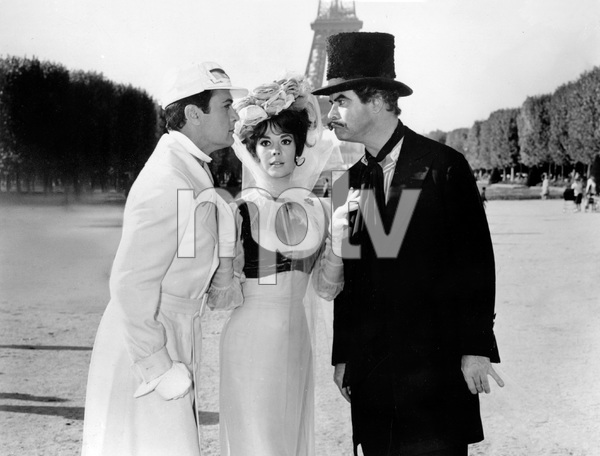 THE GREAT RACE, WARNER BROS 1965,JACK LEMMON,  NATALIE WOOD, TONY CURTIS, IV  - Image 3467_0381