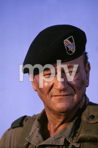 """The Green Berets""John Wayne1967 Warner Bros.© 1978 David Sutton - Image 3469_0174"