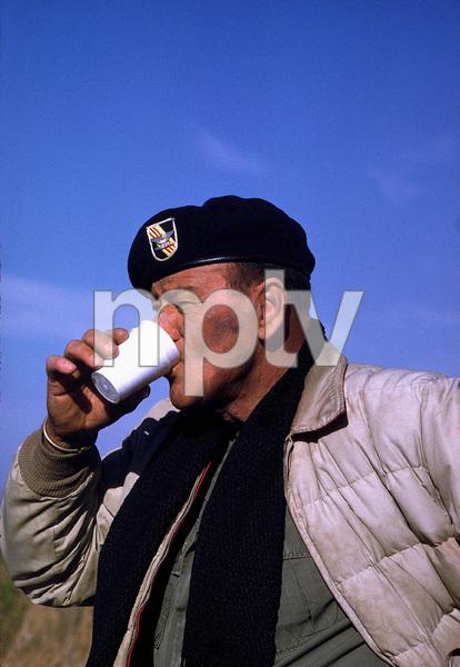 """The Green Berets,"" John WayneWarner Bros. 1967. © 1978 David Sutton - Image 3469_0208"