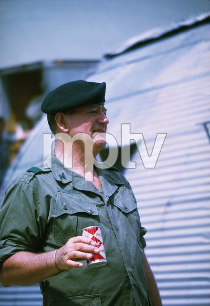 """The Green Berets,"" John WayneWarner Bros. 1967. © 1978 David Sutton - Image 3469_0211"
